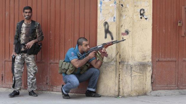 Siria acusa al Líbano de formar a terroristas y armar a la oposición