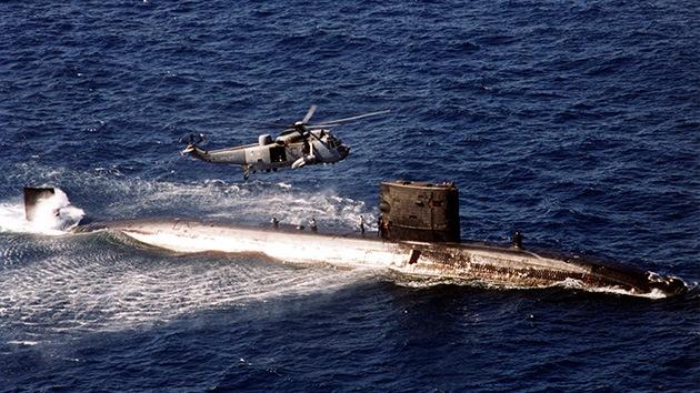 """""""Se asfixiaban a 60 grados"""": Afloran detalles del accidente del submarino británico en 2011"""