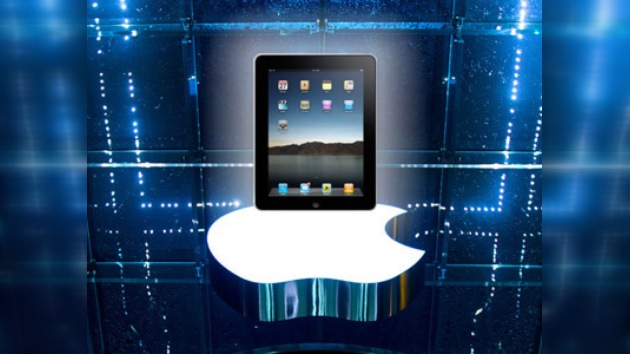 iPad de Apple sale a la venta el sábado en EE. UU.