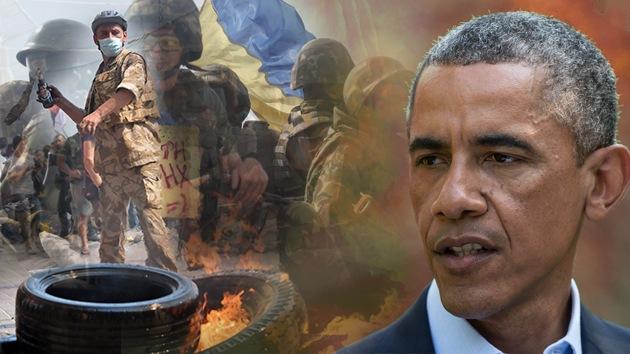 "Experto: La crisis de Ucrania es ""un intento fallido de EE.UU. de unir Ucrania a la OTAN"""