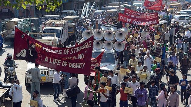 30 años después del peor desastre industrial de la historia, India sigue pidiendo justicia