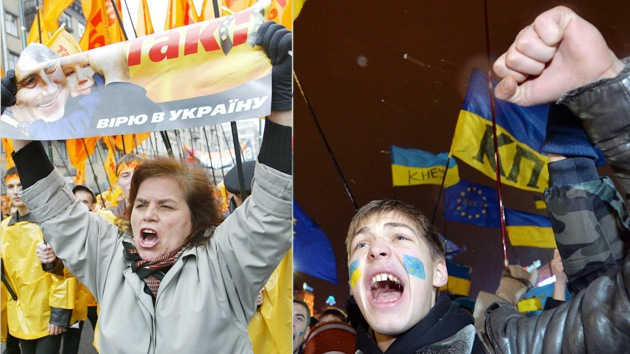 """Columnista sueca: """"Europa no va a resolver los problemas de Ucrania"""""""