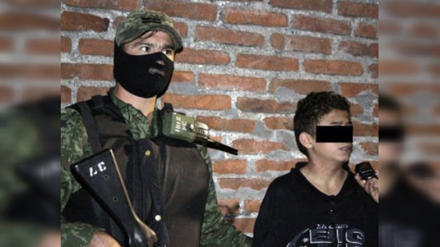 Adolescentes mexicanos: condenados a servir  a los narcos
