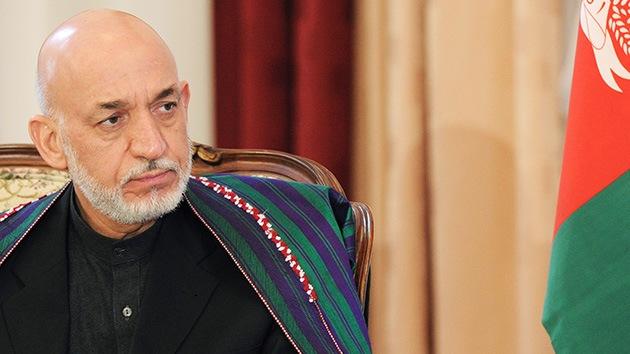 El presidente de Afganistán no quiere firmar el acuerdo de seguridad con EE.UU.