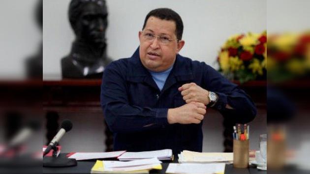 """Chávez: """"Denunciaré en organismos internacionales la agenda de violencia de la oposición"""""""