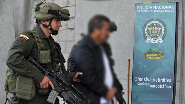 Desmantelan banda transnacional de narcotraficantes en Colombia