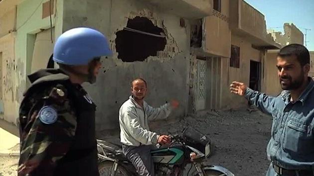 La ONU considera que el conflicto en Siria es una guerra civil