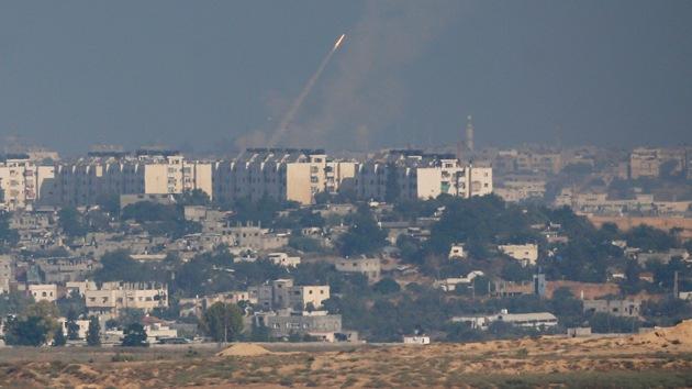 Un proyectil lanzado desde Gaza por primera vez alcanza las inmediaciones de Tel Aviv