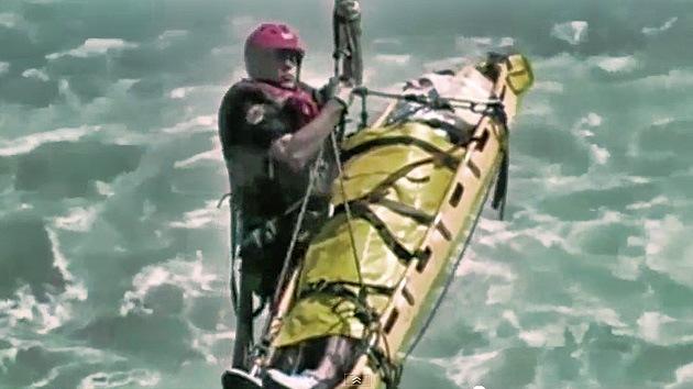 Cae por las cataratas del Niágara y sobrevive