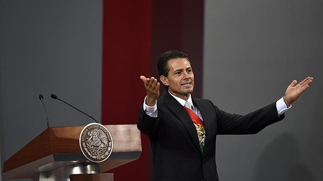 """Peña Nieto llama a EE.UU. """"el otro México"""""""