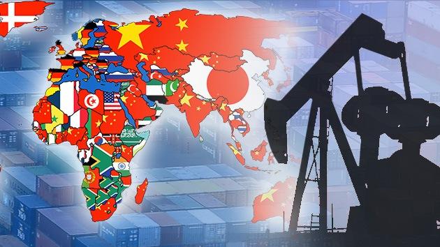 ¿De dónde llegan más mercancías? Un mapa revela los mayores exportadores por país