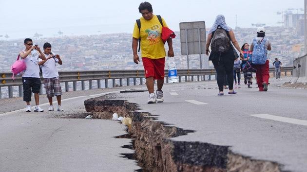 Se renuevan los temores sobre el Anillo de Fuego del Pacífico tras sismos en EE.UU., Chile y Panamá