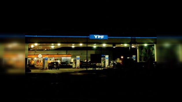 El Gobierno argentino da el primer paso para expropiar YPF