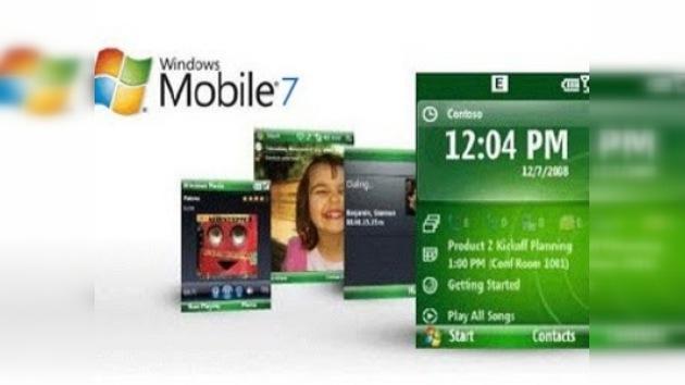 Microsoft presentará en Barcelona el Windows Mobile 7