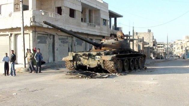 Siria, un 'caos fabricado' desde fuera
