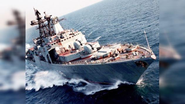 Marinos rusos liberan a compatriotas secuestrados por piratas