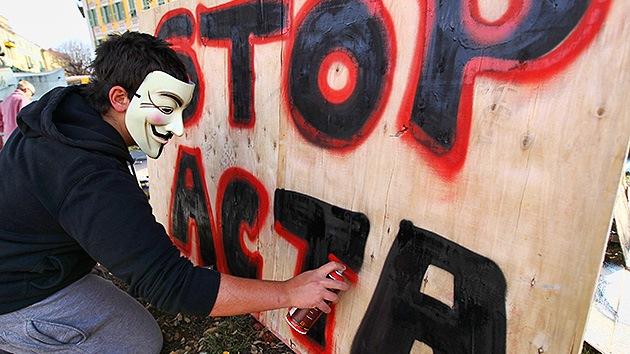El tratado antipiratería ACTA es rechazado en última instancia antes del voto final del Parlamento Europeo