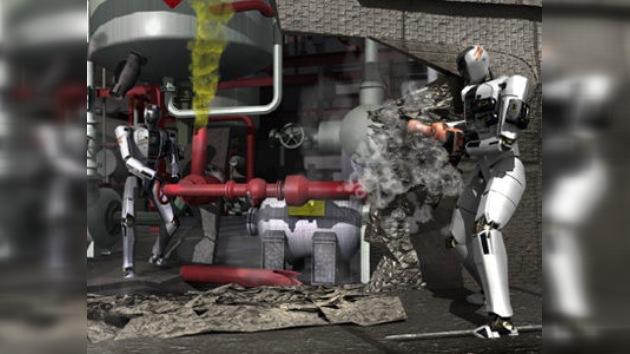 Un concurso de robots, el nuevo capricho del Pentágono