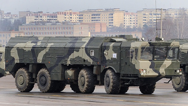 Ministro de Defensa de Rusia: En nuestro territorio desplegaremos los Iskander donde queramos