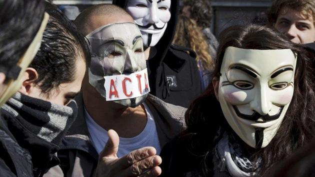 El Parlamento holandés 'mata' al ACTA