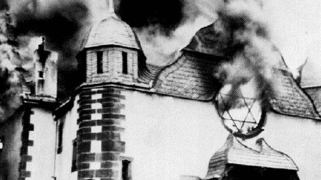 75 años de la 'Noche de los Cristales Rotos', ignición del Holocausto judío
