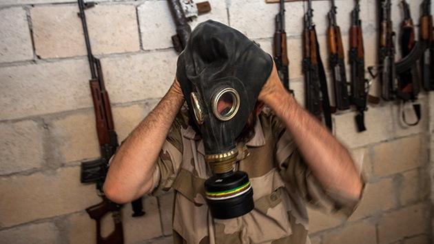 Medios: Corea del Norte transportó máscaras antigás a Siria