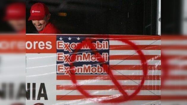 Venezuela reduce a un tercio la multa que Exxon le exige por nacionalizar el sector