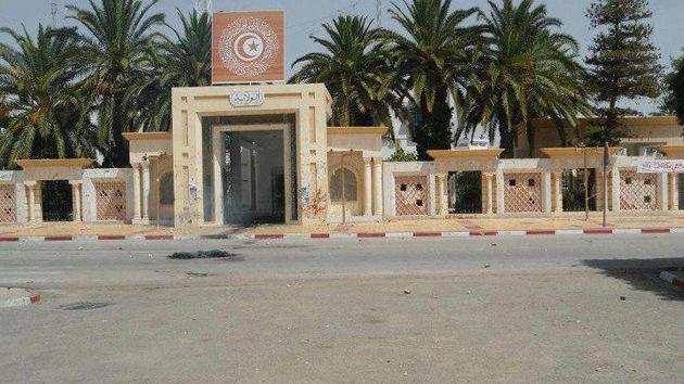 Manifestantes en Túnez atacan la sede del Gobierno en la ciudad donde se inició la revolución