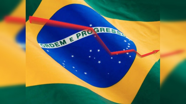 FMI: Brasil podría dejar de ser la sexta mayor economía del mundo