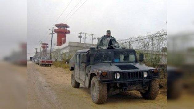 Siete muertos y 59 fugados a causa de una pelea en una cárcel mexicana