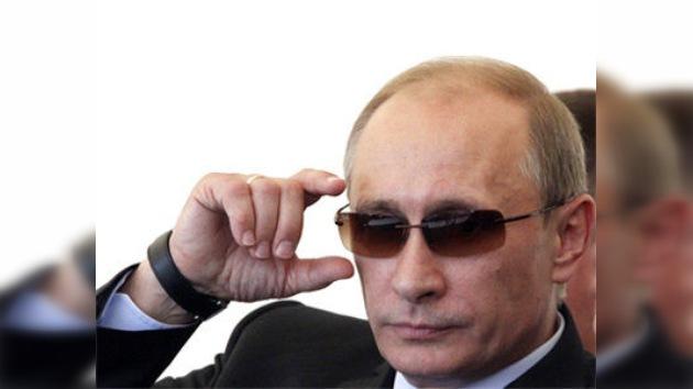 Fiesta inspirada en Vladímir Putin se celebra en club moscovita