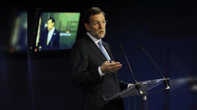 Mariano Rajoy habla sobre los resultados de la cumbre de la UE