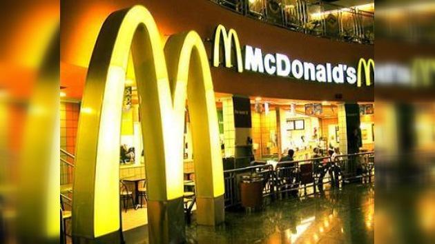 McDonald's invertirá 135 millones de dólares en 45 nuevos locales en Rusia