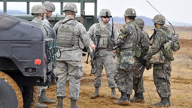 Corea del Sur anuncia maniobras militares conjuntas con EE.UU. en abril