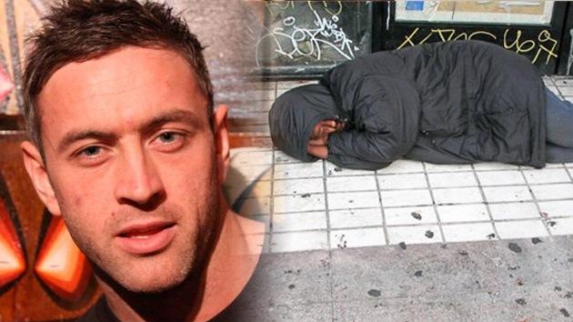 Documental fatal: Periodista muere de frío intentando mostrar la vida de los 'sin techo'