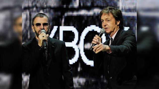 Preludio 'Beatle' en los Juegos Olímipicos de Londres 2012