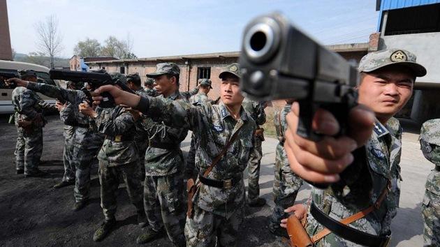 ¿Está China intentando demostrar a la India 'quién manda' en la región?