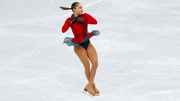 Steven Spielberg escribe a la patinadora rusa Lipnítskaya para elogiar su actuación