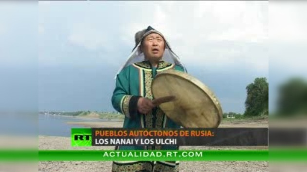 PUEBLOS AUTÓCTONOS DE RUSIA : LOS NANAI Y LOS ULCHI