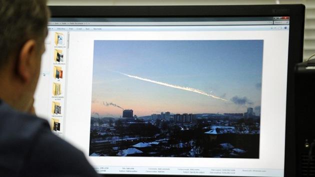 YouTube bloquea en Alemania los vídeos de la caída del meteorito por su música