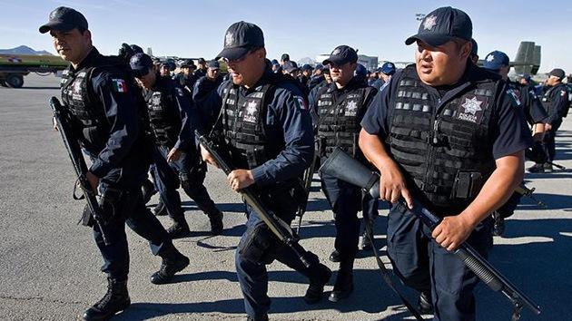 México: los policías de Ciudad Juárez serán sometidos a dieta