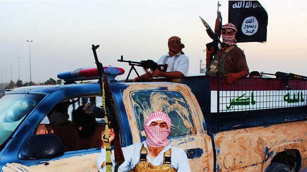 """""""El Estado Islámico usa armas de la CIA"""""""