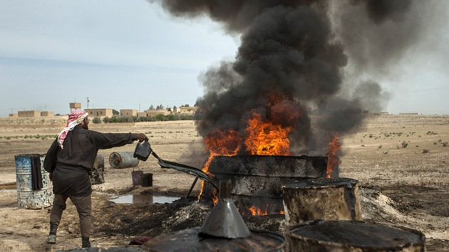 Raqqa, la ciudad siria bajo la bandera negra de Al Qaeda