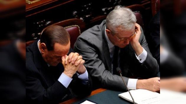 Italia anuncia nuevas medidas de austeridad