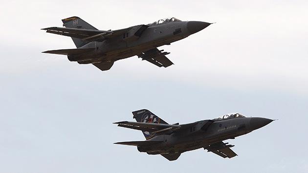 Reino Unido reliza primeros misiones de combate contra posiciones del EI en Irak