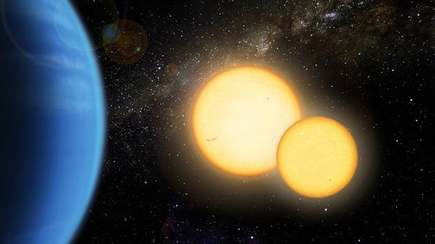 Descubren cómo se forman los planetas de dos estrellas como el de 'Star Wars'