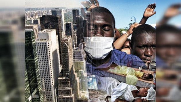 El cólera de Haití, ahora en Nueva York