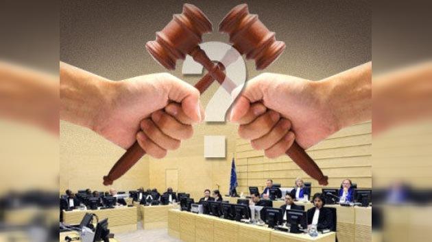 Tribunal de La Haya: ¿un mismo rasero para todos?