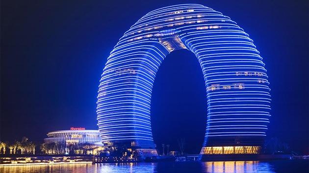 Los hoteles chinos más raros y deslumbrantes
