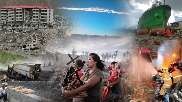 Catástrofes 2013